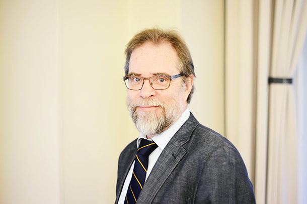 Kuva Ilkka Hanskista: Jouni Tikkanen