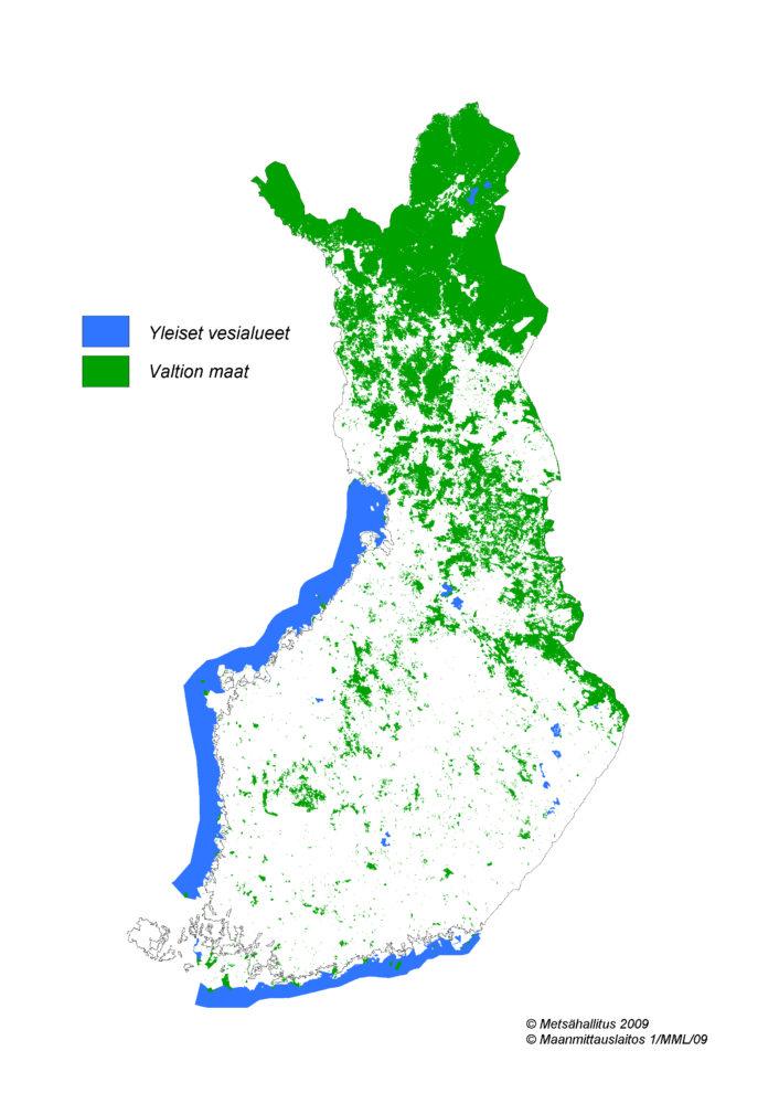 Metsahallituslaki Uusiksi Rannat Myyntiin Ja Hakkuita