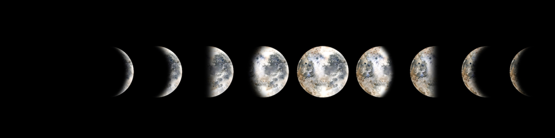 Kuun Vaiheet Kalenteri